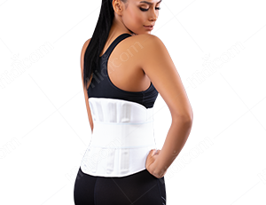 Lumbosacral Corset ( with Soft bar )