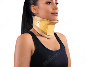 Hard Cervical Collar ( With Chin Support ) 05