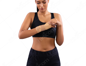 Wrist Splint ( With Hard Bar )5